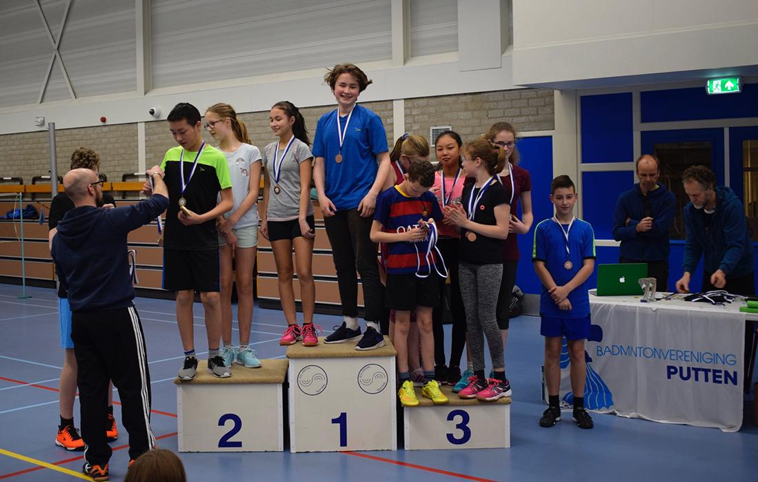 clubkampioenschappen jeugd