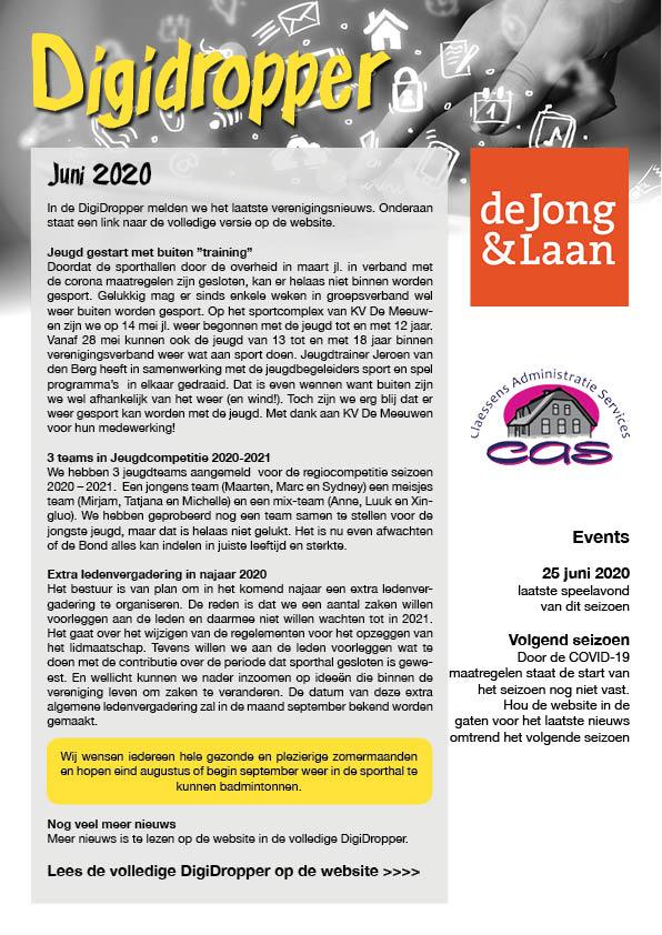 digidropper juni 2020