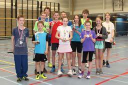 Clubkampioenschappen jeugd 2016 album